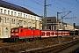 """LEW 20442 - DB Regio """"143 624-5"""" 19.12.2007 - Nürnberg, HauptbahnhofDieter Römhild"""