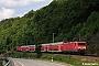 """LEW 20445 - DB Regio """"143 627-8"""" 04.08.2010 - bei GundelsheimStefan Sachs"""