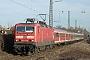 """LEW 20445 - DB Regio """"143 627-8"""" 02.02.2002 - KornwestheimHeiko Schick"""