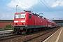 """LEW 20445 - DB Regio """"143 627-8"""" 12.07.2006 - UrbachPatrick Salwa"""