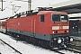 """LEW 20446 - DB Regio """"143 628-6"""" 02.02.2003 - Nürnberg, HauptbahnhofMaik Watzlawik"""