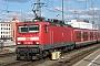 """LEW 20446 - DB Regio """"143 628-6"""" 05.03.2010 - Nürnberg, HauptbahnhofSteve Franke"""