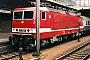 """LEW 20447 - DB """"143 629-4"""" 29.05.1992 - Heidelberg, HauptbahnhofErnst Lauer"""
