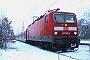 """LEW 20447 - DB Regio """"143 629-4"""" 08.02.2002 - FeuchtSteffen Malert"""