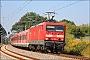 """LEW 20447 - DB Regio """"143 629-4"""" 26.08.2011 - HersbruckPeter Misbach"""