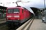 """LEW 20450 - DB Regio """"143 632-8"""" 24.10.2007 - LichtenfelsMartin Bauer"""