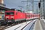 "LEW 20450 - DB Regio ""143 632-8"" 09.02.2013 - Nürnberg, HauptbahnhofFelix Bochmann"