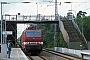 "LEW 20451 - DR ""143 633-6"" 25.08.1993 - Bergholz-Rehbrücke, Haltepunkt Bergholz (bei Potsdam)Ingmar Weidig"