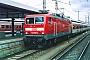 "LEW 20452 - DB AG ""143 634-4"" 17.07.1998 - Nürnberg, HauptbahnhofErnst Lauer"