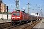 "LEW 20452 - DB Regio ""143 634-4"" 21.03.2009 - Nürnberg, HauptbahnhofJens Böhmer"