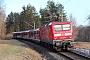 """LEW 20452 - DB Regio """"143 634-4"""" 16.03.2013 - HahndorfMichael Rau"""