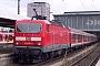 """LEW 20454 - DB Regio """"143 636-9"""" 13.03.2003 - München, HauptbahnhofFrank Weimer"""