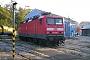 """LEW 20454 - DB Regio """"143 636-9"""" 24.10.2007 - WürzburgMartin Bauer"""