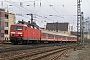 """LEW 20454 - DB Regio """"143 636-9"""" 24.03.2007 - Fürth (Bayern)Marco Völksch"""