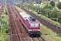 """LEW 20455 - DB Regio """"143 637-7"""" 29.07.2001 - Mannheim, RangierbahnhofFrank Weimer"""