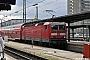 """LEW 20455 - DB Regio """"143 637-7"""" 30.07.2010 - Frankfurt (Main), HauptbahnhofAndreas Görs"""