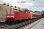 """LEW 20455 - DB Regio """"143 637"""" 17.01.2015 - Mainz, HauptbahnhofLeo Stoffel"""