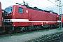 """LEW 20458 - DB Regio """"143 640-1"""" 15.04.2000 - Mannheim, BetriebswerkErnst Lauer"""