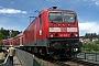 """LEW 20458 - DB Regio """"143 640-1"""" 20.05.2007 - SchluchseeKai Reinhard"""