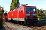 """LEW 20458 - DB Regio """"143 640-1"""" 20.09.2003 - Dessau, AusbesserungswerkDaniel Berg"""