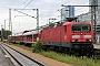 "LEW 20458 - DB Regio ""143 640-1"" 13.08.2014 - Freiburg (Breisgau), HauptbahnhofLeo Stoffel"