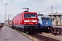 "LEW 20460 - DB Regio ""114 002-9"" 15.07.2002 - Leipzig, HauptbahnhofOliver Wadewitz"