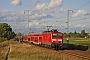 "LEW 20460 - DB Regio ""114 002-9"" 23.10.2008 - TrebbinSebastian Schrader"