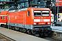 """LEW 20460 - DB Regio """"114 002-9"""" 17.07.2004 - Hamburg, HauptbahnhofKlaus Hentschel"""