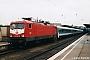 """LEW 20461 - DB AG """"112 003-9"""" 25.05.1996 - Berlin-LichtenbergDieter Römhild"""