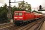 "LEW 20461 - DB Regio ""114 003-7"" 26.09.2002 - Berlin-TiergartenDieter Römhild"