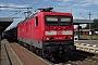 """LEW 20461 - DB Regio """"114 003-7"""" 04.08.2012 - Burg (bei Magdeburg)Rolf Kötteritzsch"""