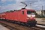 """LEW 20462 - DR """"112 004-7"""" __.08.1992 - Leer (Ostfr.)Bastian Schwarzer"""