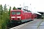 """LEW 20462 - DB Regio """"114 004-5"""" 24.09.2004 - Berlin, SchönefeldDieter Römhild"""