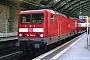 "LEW 20462 - DB Regio ""114 004-5"" 28.04.2005 - Berlin, OstbahnhofDieter Römhild"