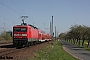 """LEW 20462 - DB Regio """"114 004"""" 21.04.2016 - Zerbst (Anhalt)-GüterglückAlex Huber"""
