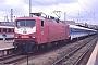 """LEW 20463 - DB AG """"112 005-4"""" 13.08.1996 - Berlin-LichtenbergUdo Plischewski"""