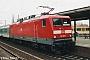 "LEW 20463 - DB AG""112 005-4"" 23.11.1997 - Potsdam StadtDieter Römhild"