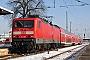 "LEW 20463 - DB Regio ""114 005"" 26.01.2013 - Cottbus, BahnhofOliver Wadewitz"