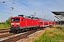 "LEW 20463 - DB Regio ""114 005"" 25.06.2019 - Rostock, HauptbahnhofDieter Römhild"
