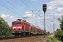 "LEW 20463 - DB Regio ""114 005"" 24.07.2020 - DiedersdorfIngmar Weidig"