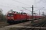 "LEW 20463 - DB Regio ""114 005-2"" 28.03.2004 - BrandenburgDieter Römhild"
