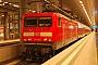 """LEW 20463 - DB Regio """"114 005"""" 05.04.2010 - Berlin, Hauptbahnhof (tief)Mario Fliege"""