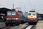 """LEW 20464 - DB AG """"143 642-7"""" 07.08.1997 - Freiburg (Breisgau), HauptbahnhofIngmar Weidig"""