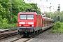 """LEW 20465 - DB Regio """"143 643-5"""" 28.04.2009 - Düsseldorf-BilkAndreas Kabelitz"""