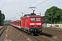 """LEW 20465 - DB Regio """"143 643-5"""" 02.07.2009 - Schwelm, Bahnhof WestIngmar Weidig"""