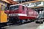 """LEW 20955 - DB Regio """"143 647-6"""" 03.05.2002 - Dessau, AusbesserungswerkOliver Wadewitz"""