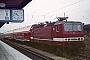 "LEW 20958 - DB AG ""143 650-0"" 01.10.1998 - Magdeburg, HauptbahnhofMichael Kuschke"