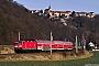 "LEW 20958 - DB Regio ""143 650-0"" 28.02.2008 - OrlamündeFrank Weimer"