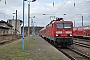 """LEW 20958 - DB Regio """"143 650-0"""" 28.12.2009 - Halle (Saale), NietlebenMario Fliege"""