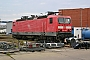 "LEW 20961 - DB Regio ""143 653-4"" 14.10.2016 - Rostock, Betriebswerk DahlwitzhofMichael Uhren"